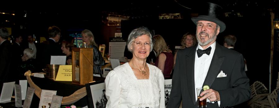 Murray et Aileen Shaw