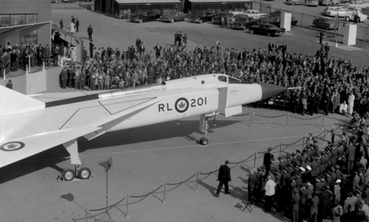 Avro Arrow tile image